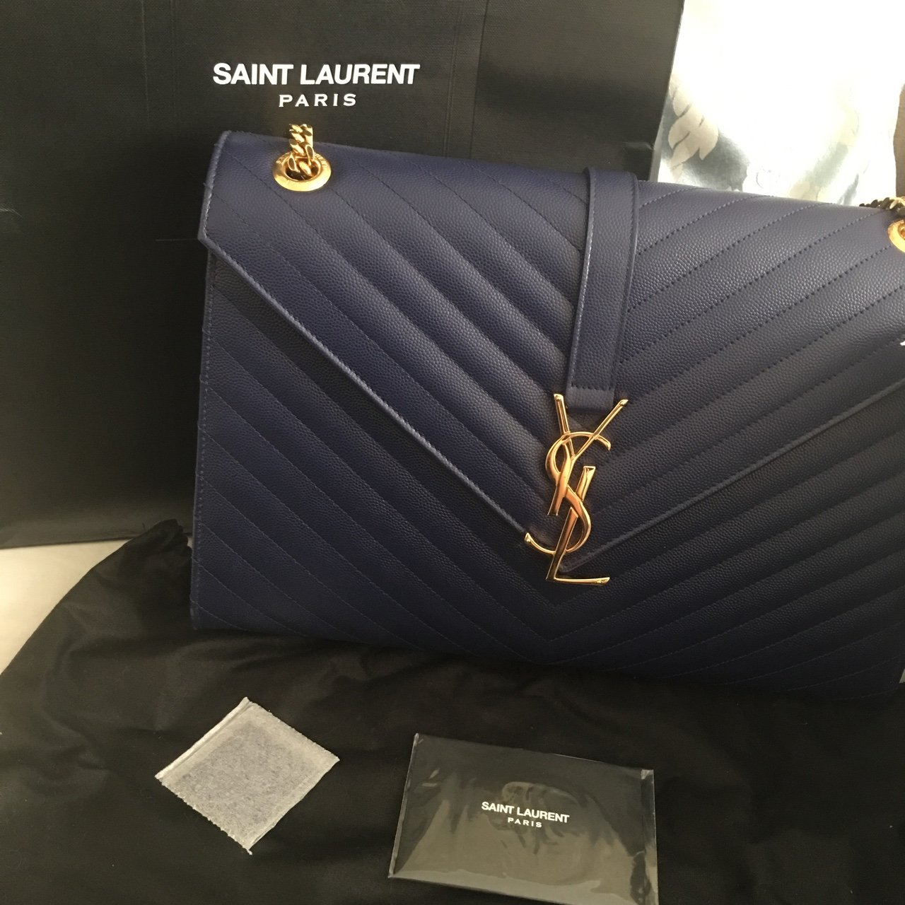 eb56a2b37c9f Brand new 100% authentic YSL SAINT LAURENT BAG - Depop