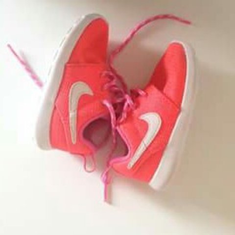 e257c960cc8d Size 5.5 baby Nike trainers in perfect condition.  babygirl