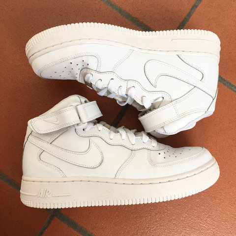 air force 1 38 bianche