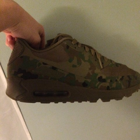 new style 96e75 05a29  reecejsnowden. 3 years ago. Knaresborough, North Yorkshire, UK. RARE Men s  runners Nike air max 90 Japan sp camo ...