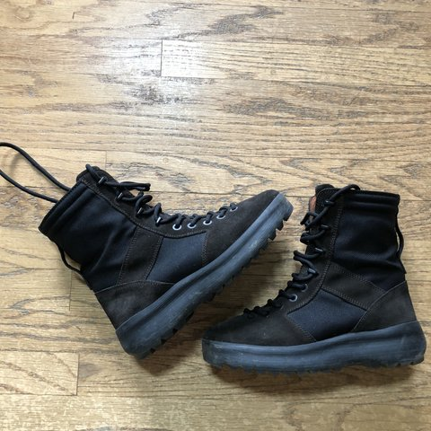 new style e74a7 af942  aizek. last year. United States. Yeezy Season 3 Military Boots ...