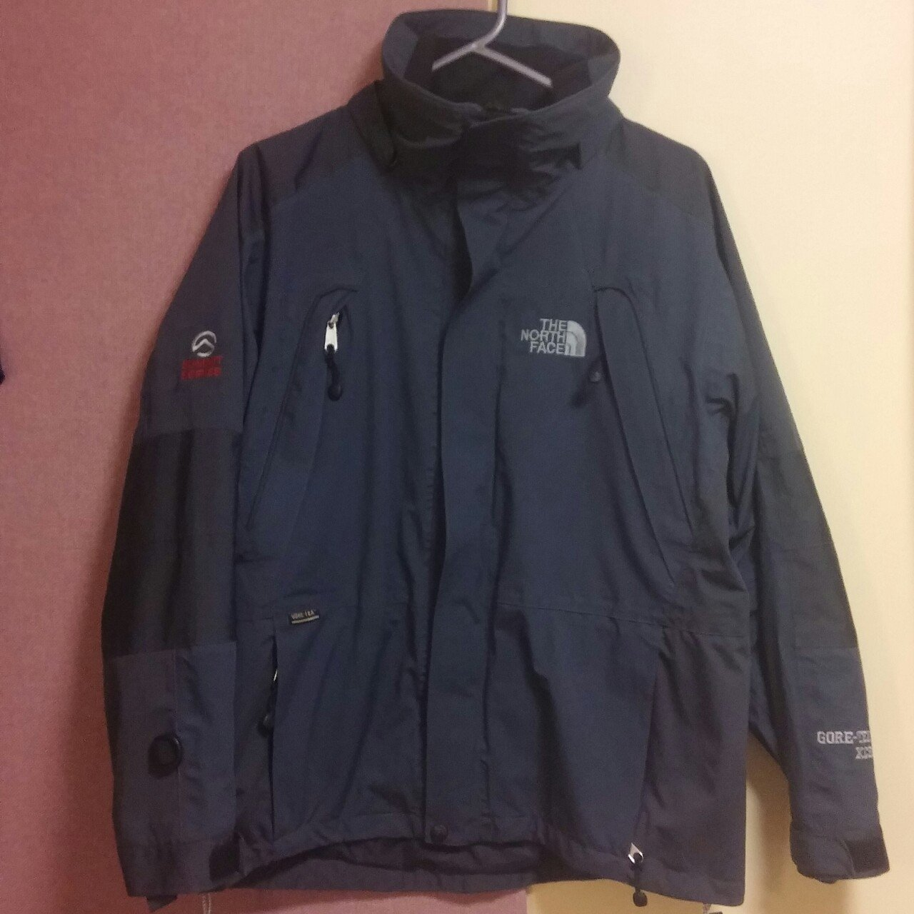 ... cheap vintage the north face summit series gore tex xcr jacket. depop  3dd4a bb70c 288bf4ded