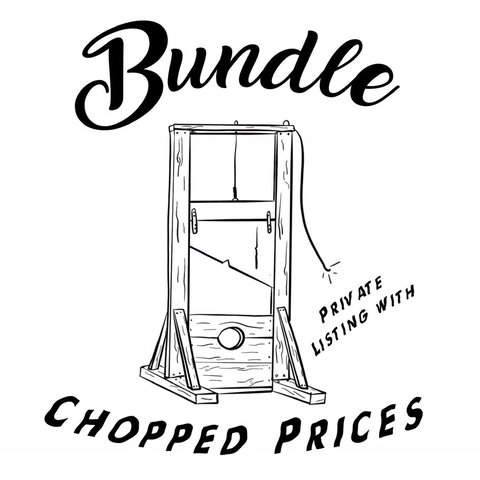 Bundle For Boop143 Chain Harness Over Shoulder Harness