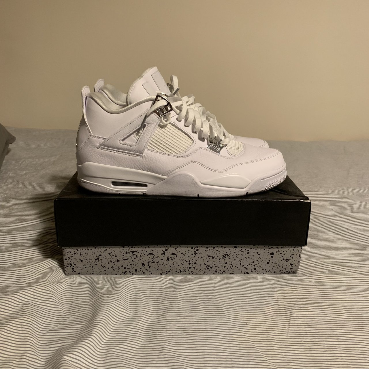 Jordan 4 Pure Money Condition  New c80a7db49