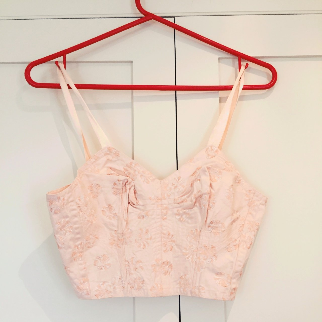 87fe3aab2c309c 🐚🐚Super sexy vintage bralette. Perfect for summer