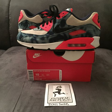 7c24bbbe19 @insidemovessports. last year. Covina, United States. Nike Air Max 90