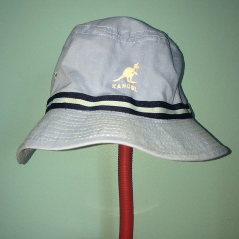Kangol bucket hat similar to one worn by Liam Gallagher. on - Depop c81cd808bce
