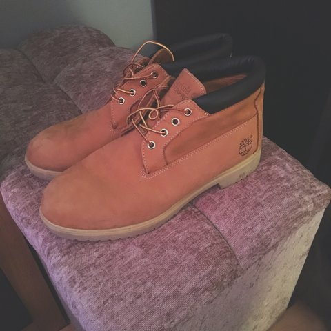 a85fda98e696d Rare men s Timberland Chukka Boots Size UK 11! Have been and - Depop