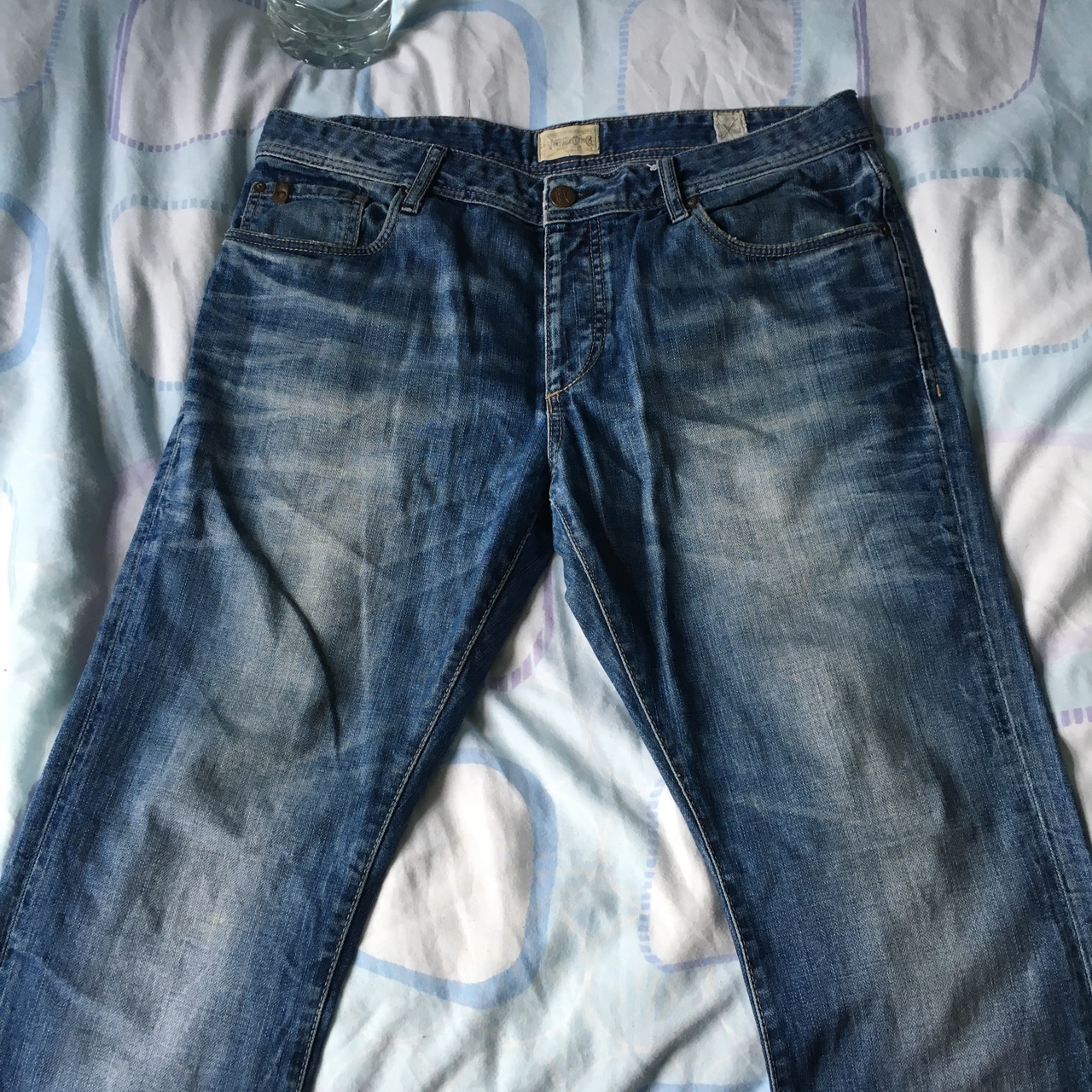 brand new 24850 5e6a8 Jack Jones vintage stone wash jeans! Been worn a few ...