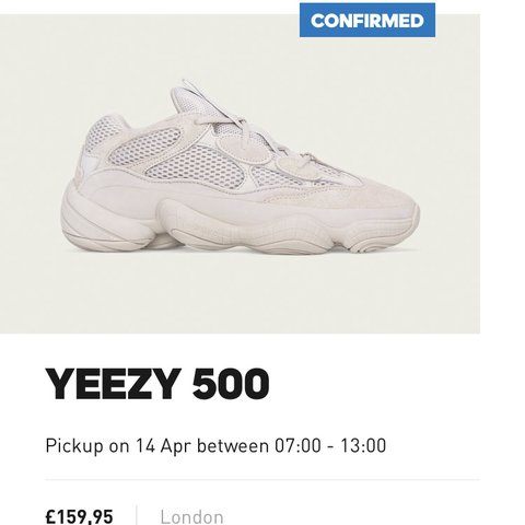 09347b3dabf37 yeezy 500. hmu with offers. shipping and no meet ups - Depop