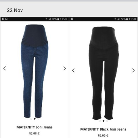 5901aed6678 @sueeliza. last year. Greystones, Wicklow, Ireland. Topshop over the bump  maternity jeans. Fit size 10-12