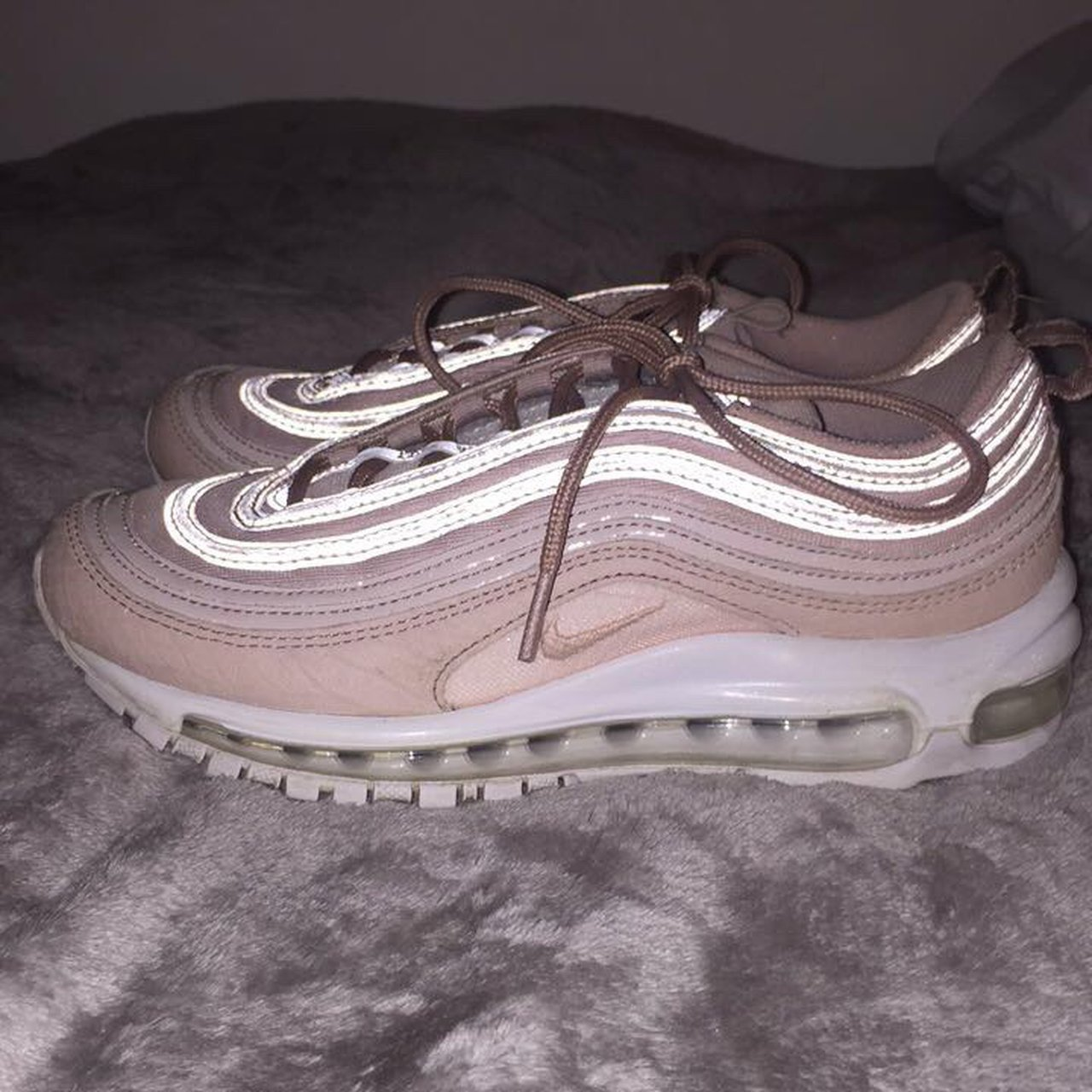 new arrival 7a353 2c916  emilyvardon. 2 years ago. Dunstable, United Kingdom. Cute baby pink Nike  air max ...