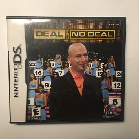 deal or no deal ds