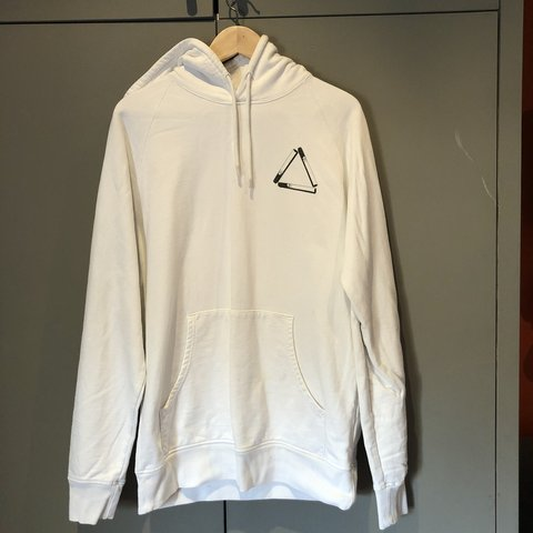 ea28ae36d5d6 PALACE tri smoke hoodie size large. Great condition. Offer - Depop