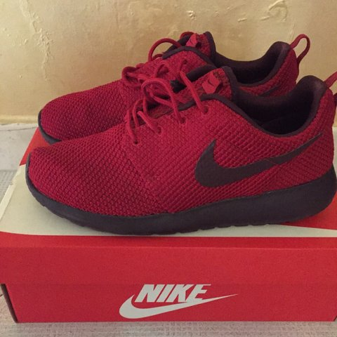 nouveau concept 83738 2615a official store nike roshe run rosse 1602b 885bf