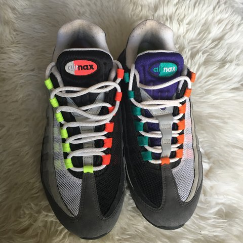 first rate 22135 d664e  slimcook83. 2 years ago. London, UK. Nike air max 95 greedy ...