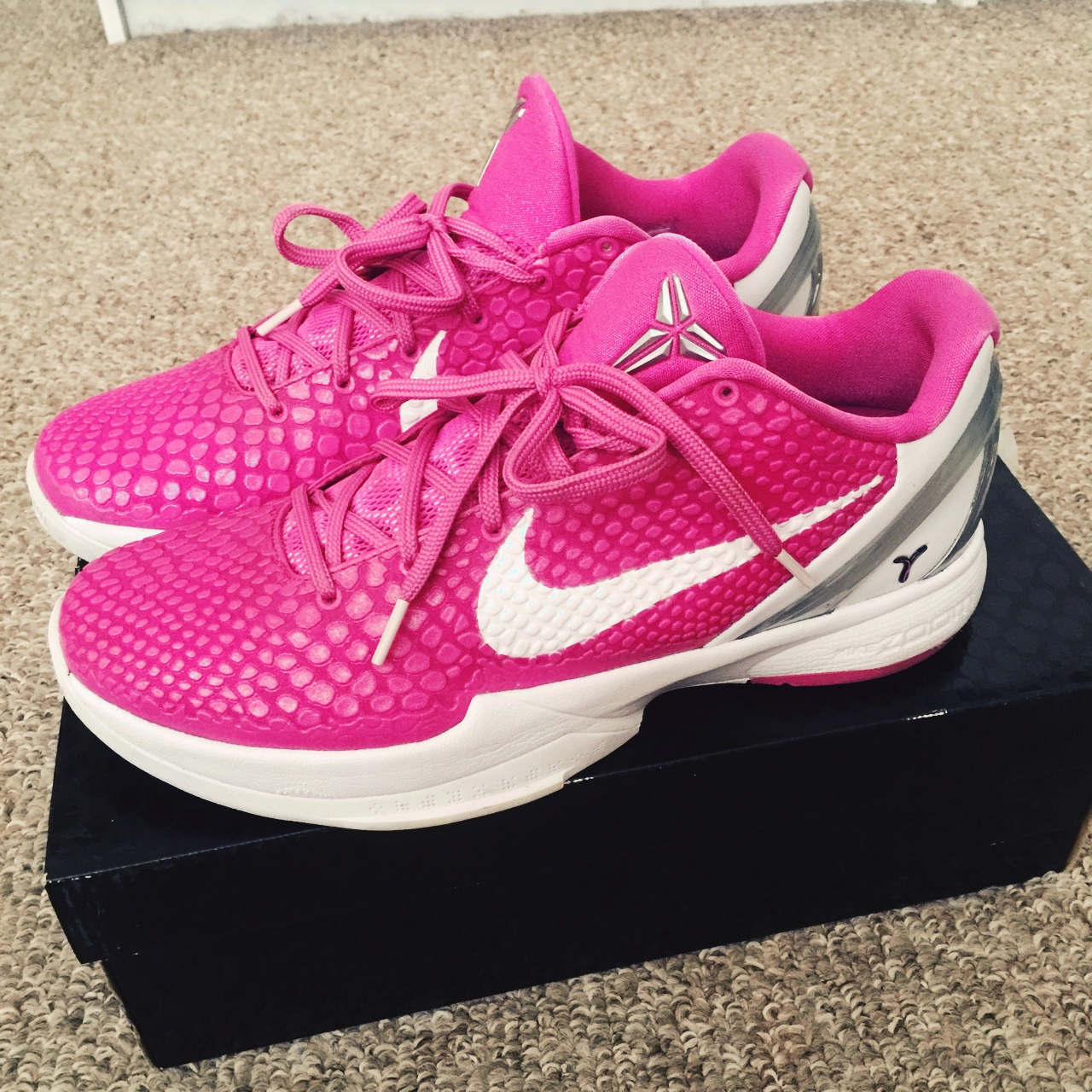 Limited edition breast cancer awareness