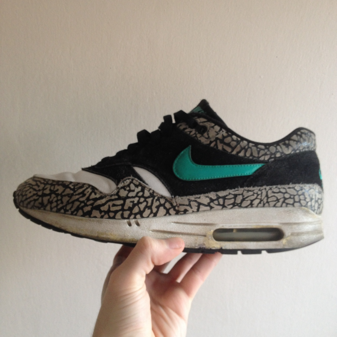 Nike air max 1 atmos elephant print. these are Depop