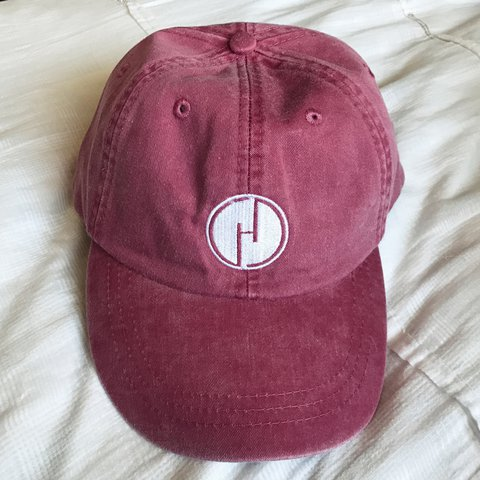 56ccee611af H Influencer Collective Dad Cap Hat. Never worn!! 🍓 NWT - - Depop