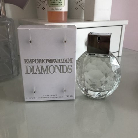 Armani Diamonds Perfume 50ml Includes Box Only Been To To Depop