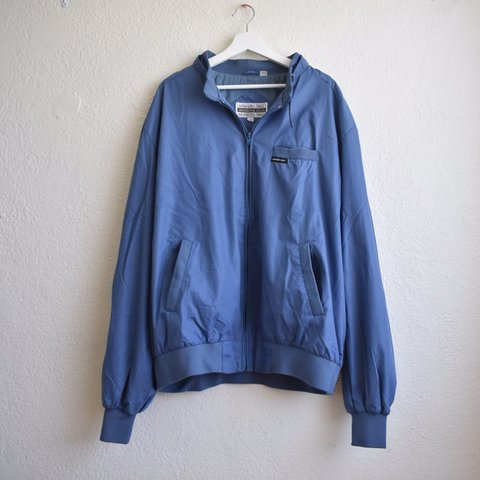 Members Only Jacket Size Xxt Xxl Tall Good Worn Some Depop