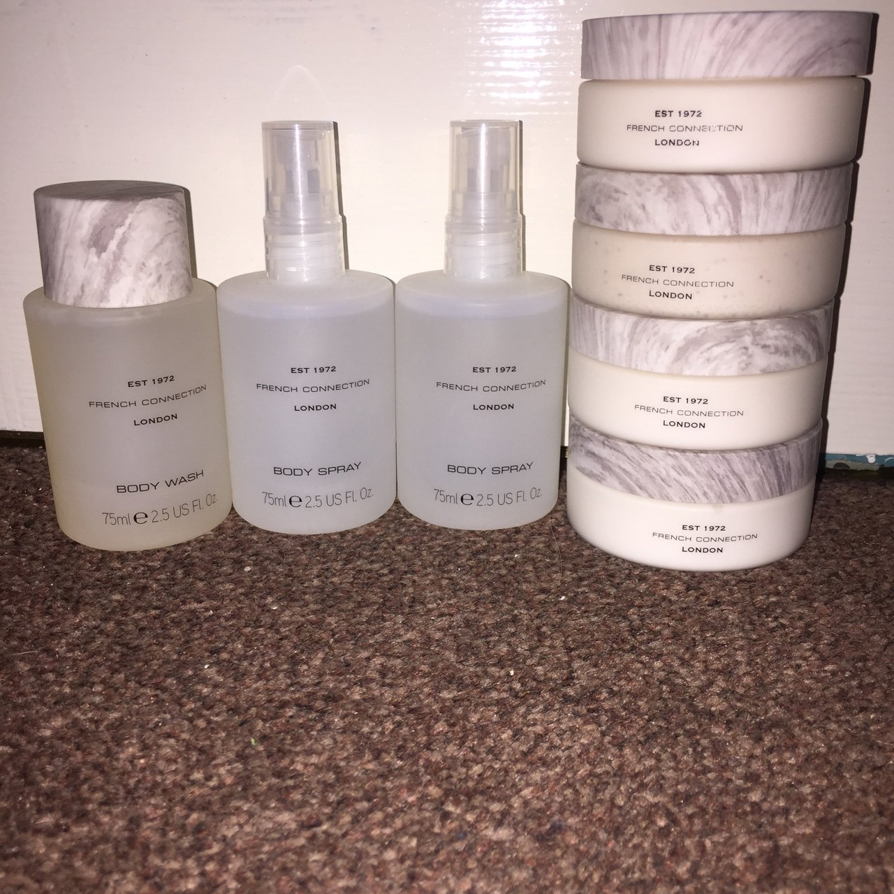 31fc42a061e French connection bits - 1 body wash, 2 body sprays, 3 body - Depop