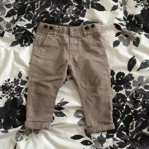 9-12 Months Nice Baby Boy Trousers Excellent Condition