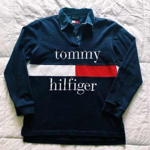 5e87bece3 @thatdudechris. 8 months ago. Los Angeles, United States. CLASSIC TOMMY  HILFIGER LONG ...
