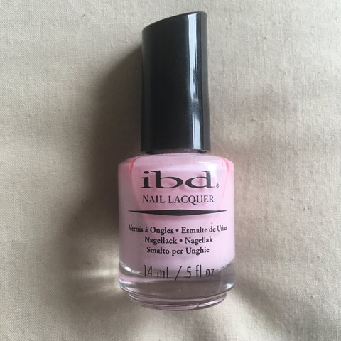 IBD Nail Polish Colour: Juliet Pale pink Never used or €3 - Depop