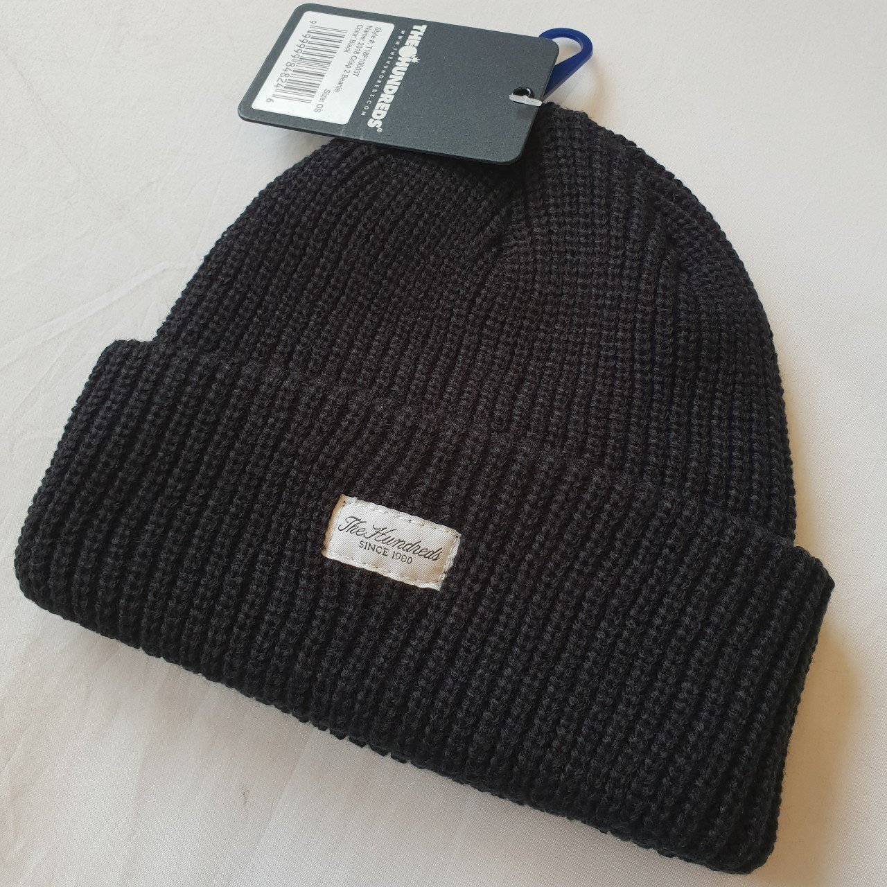 e43089652fa The Hundreds Crisp Beanie Brand New With Tags In Black - - Depop
