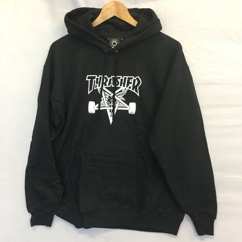 971174ec05f1 Thrasher Skate Goat Hoodie. Brand new with tags.  thrasher - Depop