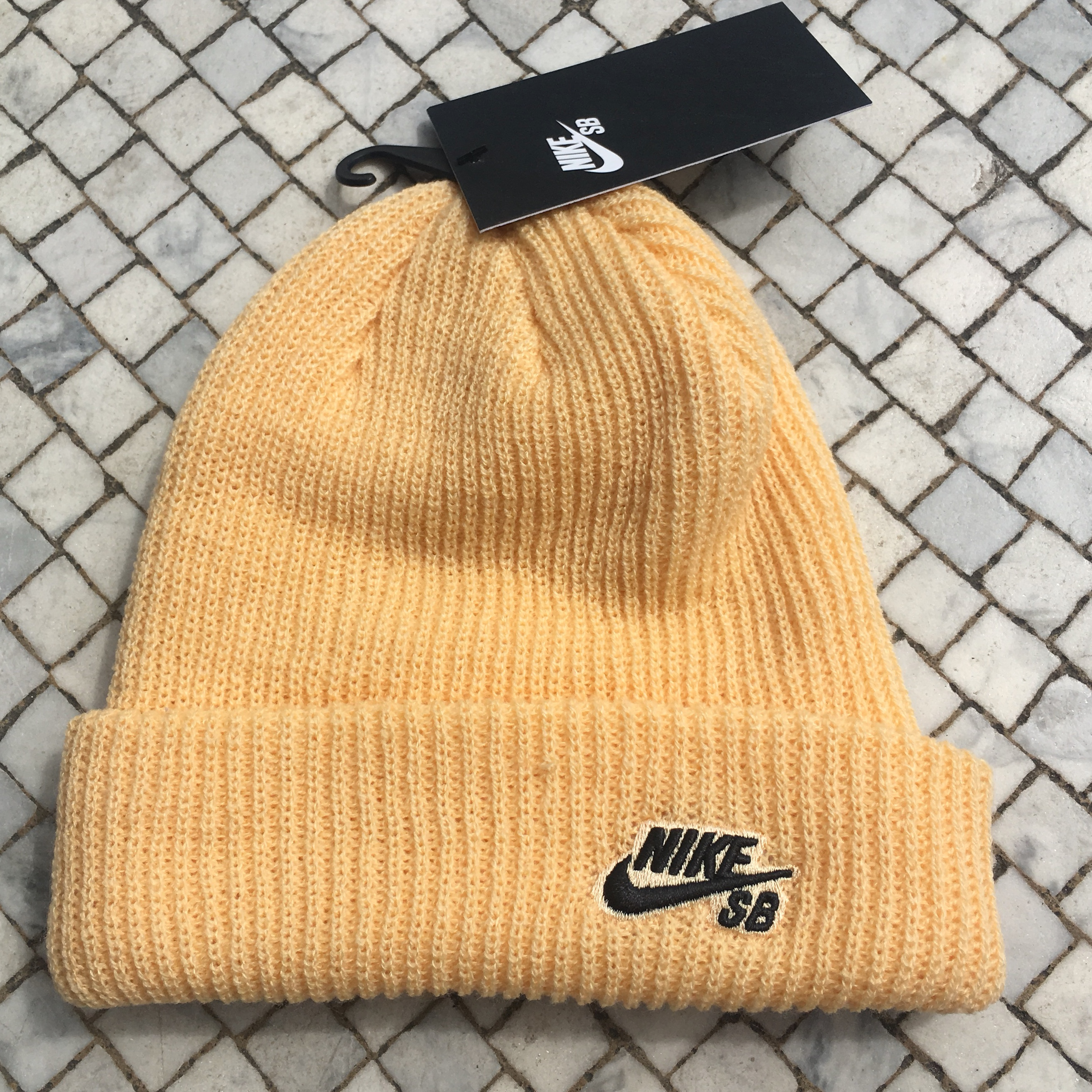 hot sales recognized brands united states Nike SB Fisherman Beanie Hat. Brand new with... - Depop