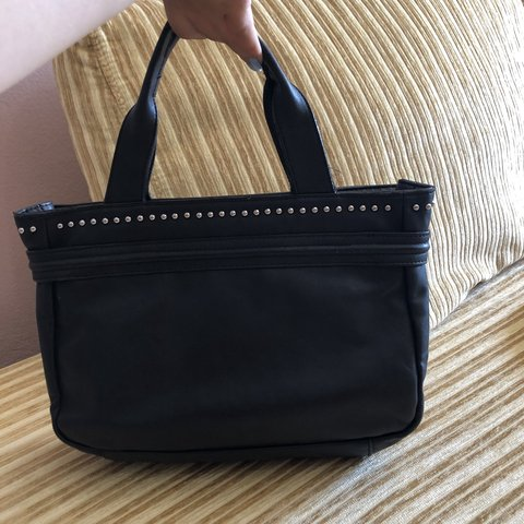 Armani jeans small leather bag Comes with the dustbag - Depop 4720a0cb080fa