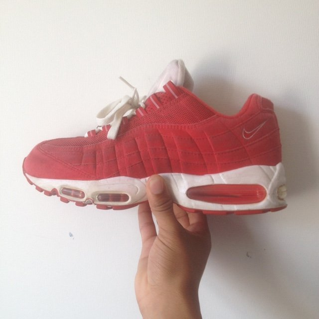 online store 5d817 0b6ee  kitmyrie. 5 years ago. London SW2, UK. Air max 95 Valentines ...