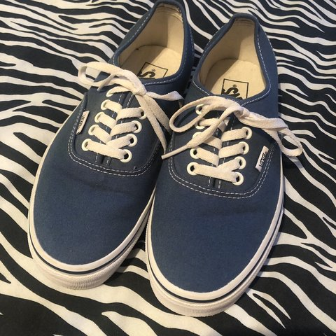 a48be5d9833080 Vans authentic shoes in a UK 6. Worn once