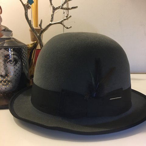 Pierre Cardin hat with tag🎩 Never worn✖ INTERIOR cotton - Depop 4aa65fcb354