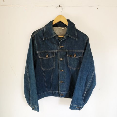 7b3b05654d Vintage 70 s Sears and Roebuck s denim jacket