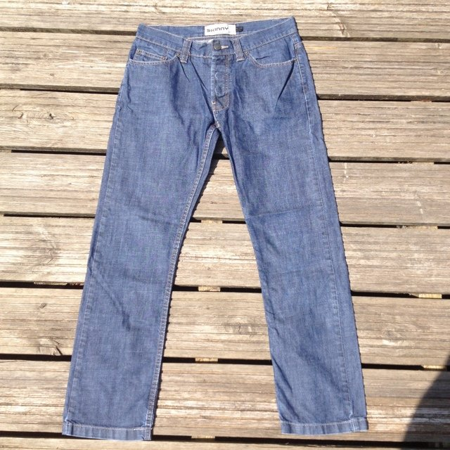 3e2fa2848d63 @quigontim. 5 years ago. Eastbourne, United Kingdom. Men's coated navy  denim skinny ...