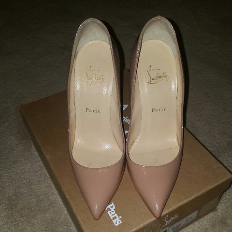 86ffc35508e5  sr8. 6 months ago. United Kingdom. Christian Louboutin Pigalle 120 nude ...