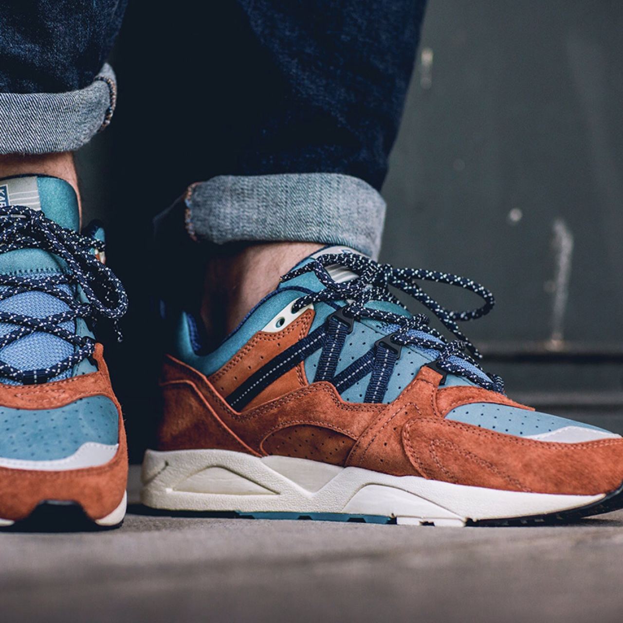 KARHU FUSION 2.0 for retail as worn by