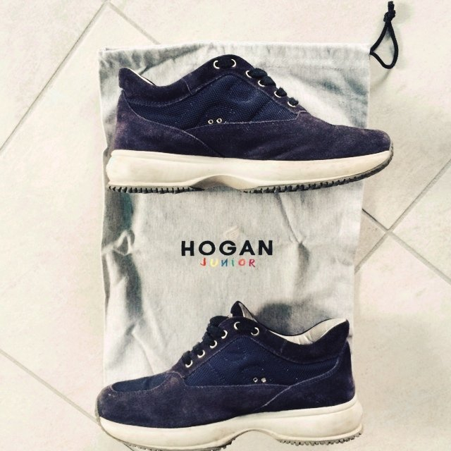 hogan 35 junior