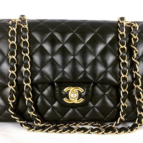 534b8bd25425 @velvetcloset. 3 years ago. Paris, France. Price dropped to 2690€! Chanel  Timeless Classic double flap ...