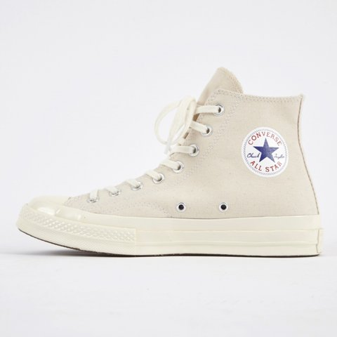 c081b3a60b7b GOODHOOD OFF WHITE CANVAS DOUBLE SOLE CONVERSE 🍒🍒TAKING 6