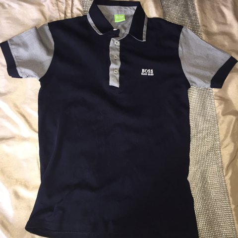 7af0e9fb8 @adam_snoop. 2 years ago. Hutton Rudby, United Kingdom. Selling my  R-E-P-L-I-C-A Hugo Boss slim fit Polo Shirt, Very good condition ...