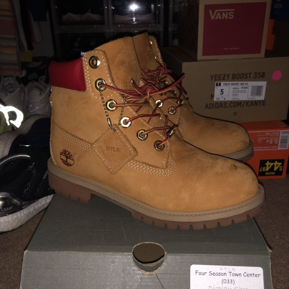 Exclusif Promotions Timberland Bottines Femme Timberland