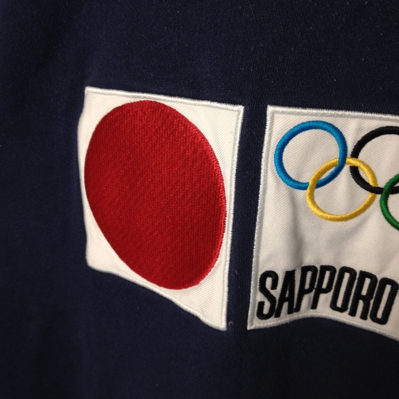 Dope Adidas Sapporo 72 sweater from The Olympic Depop