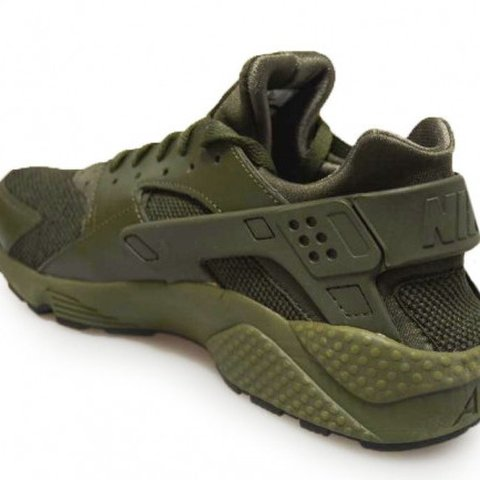 cheaper 31f52 24b42 Triple Green Nike Huarache -In- 0
