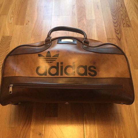 364d114f4b @bfit2011. 8 months ago. London, United Kingdom. ⭕️Vintage 70s Adidas Peter  Black collectors Bag Holdall