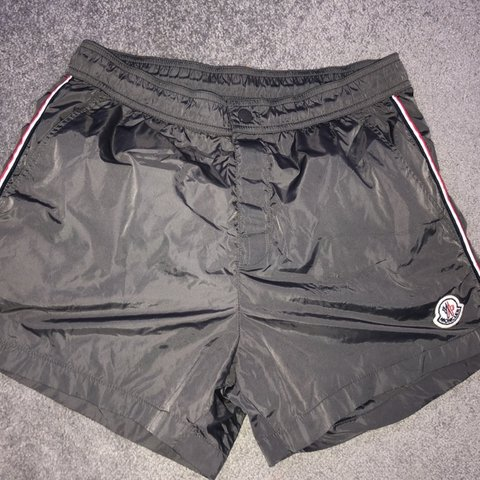 f7829ed5e4 @jasminekearns. 3 months ago. Waltham Cross, United Kingdom. Authentic Men's  Moncler swim shorts