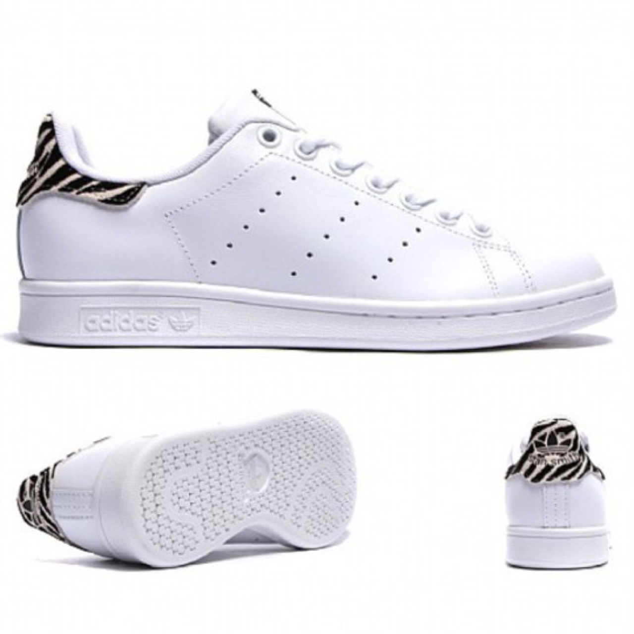 prezzo adidas stan smith zebrate